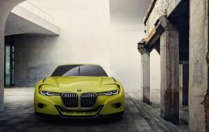 NOVI BMW – CSL HOMMAGE