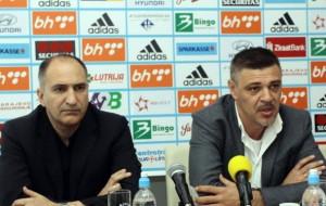 """SAVO MILOŠEVIĆ I MITAR MRKELA U POSETI FK """"JAGODINA"""""""