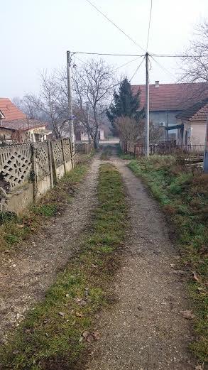 kolonija neasfaltirana ulica