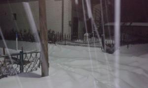 glavinci sneg
