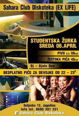 studentska zurka