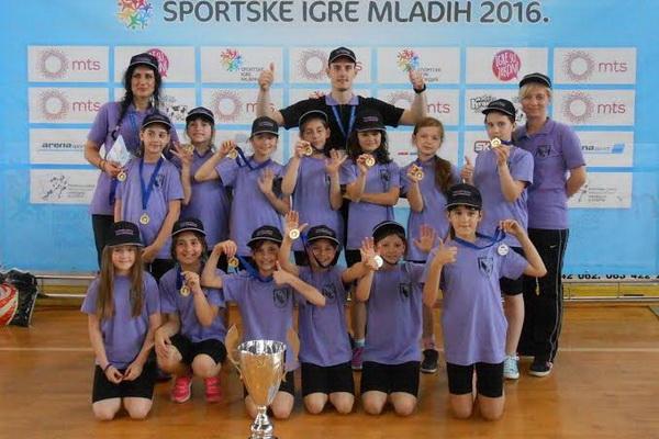 prvo mesto u srbiji na  u0026quot olimpijskim igrama u0026quot  za o u0160  u0026quot rada